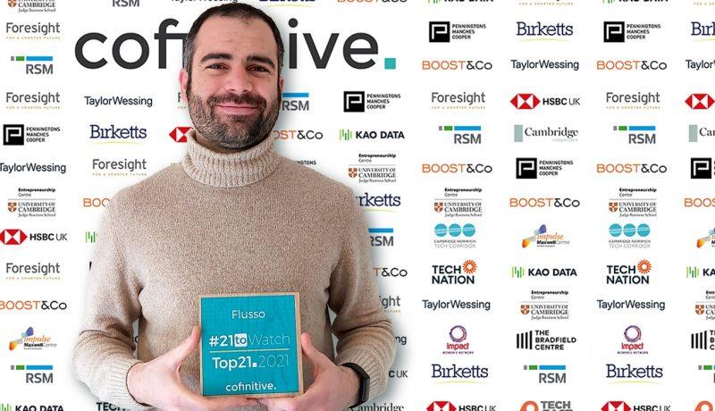 News banner 21toWatch award