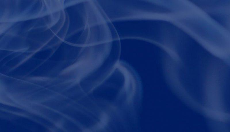 News banner blue