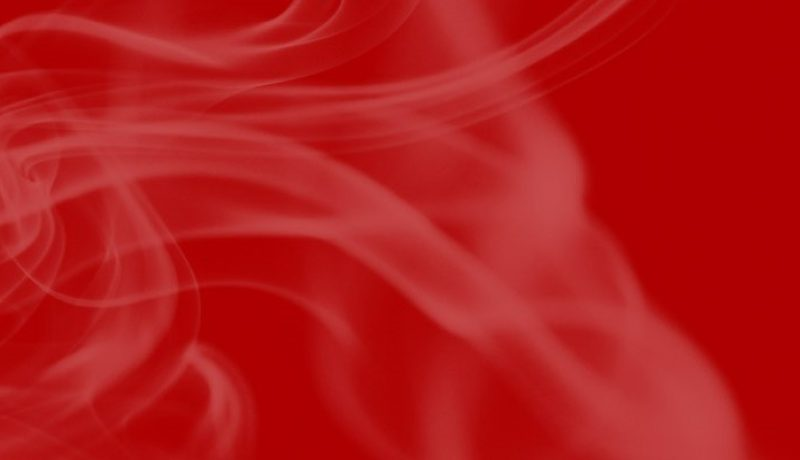 News banner red