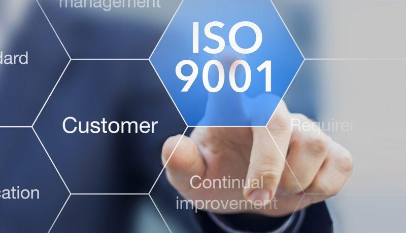 News banner ISO9001 2