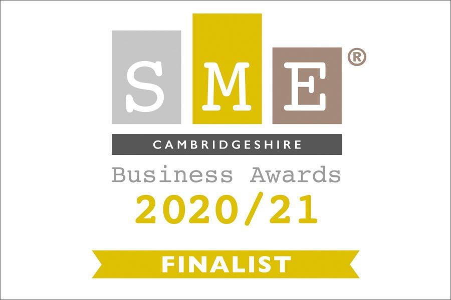News page finalist award SME